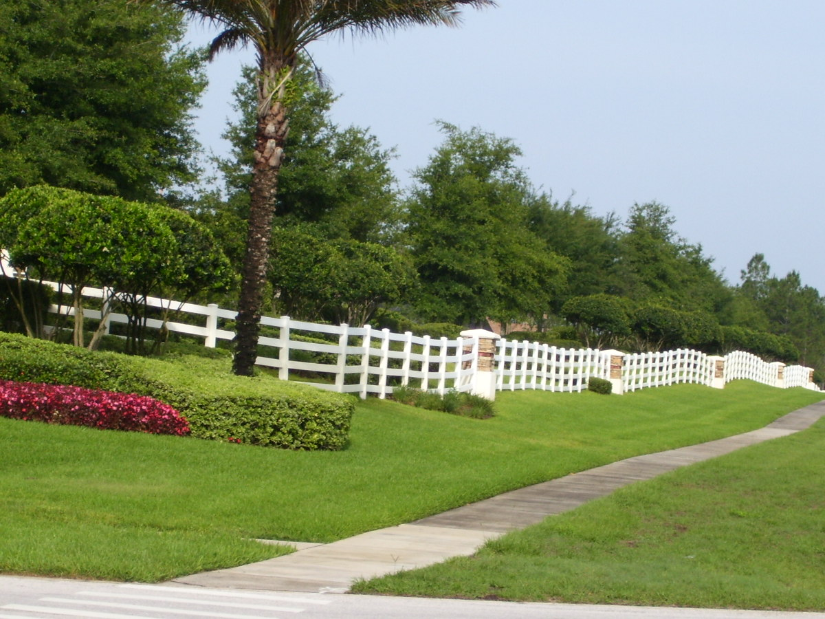 Florida Landscaping Professionals Properties We Maintain